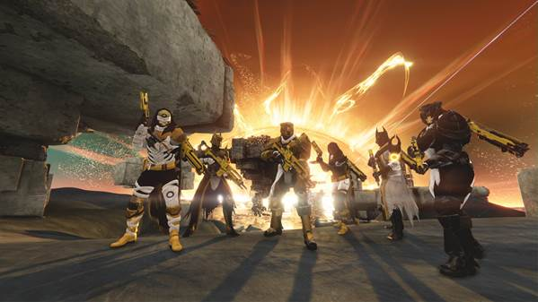 Bungie Unveil Destiny House of Wolves Preview Video