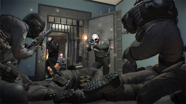Payday 2: Crimewave Edition Dev Diary Discusses Stealthy Approach