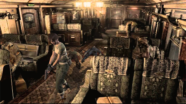 Resident Evil 0 Remastered Coming Early 2016
