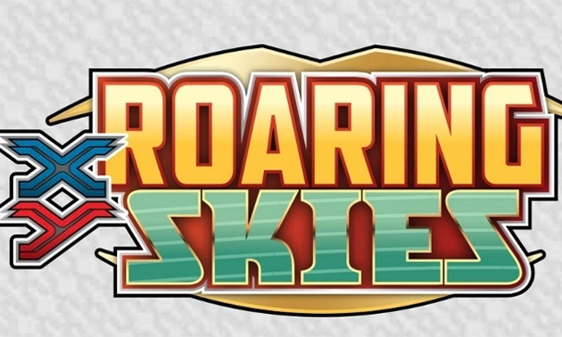 Pokémon TCG: XY Roaring Skies Card Pack Now Available