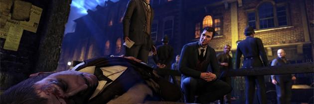 Bigben Interactive Bringing The Next Sherlock Holmes Game