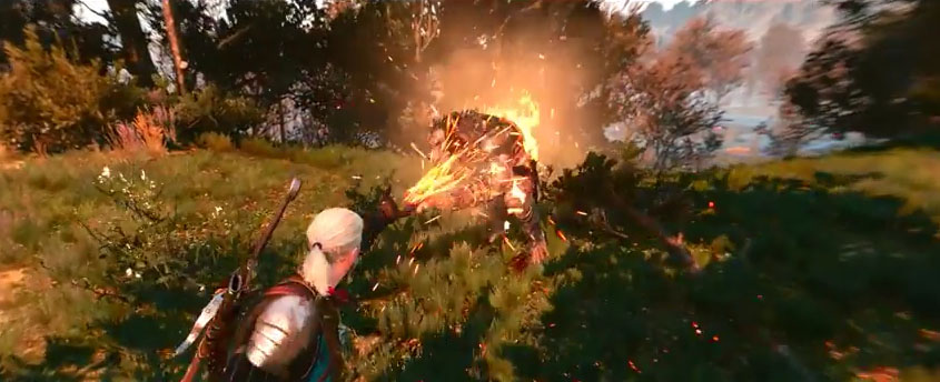 Reminder From CD Projekt RED That The Witcher 3 Is Awesome
