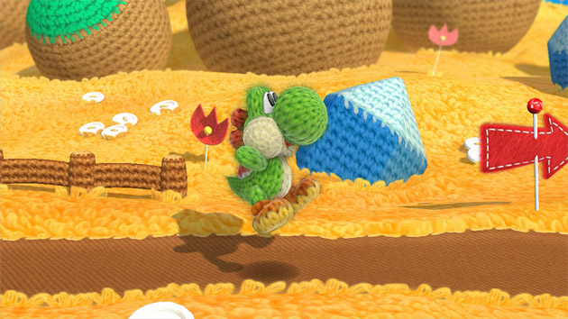Yoshi's Woolly World Coming June 26th