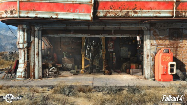 Can Codsworth say your name in Fallout 4?
