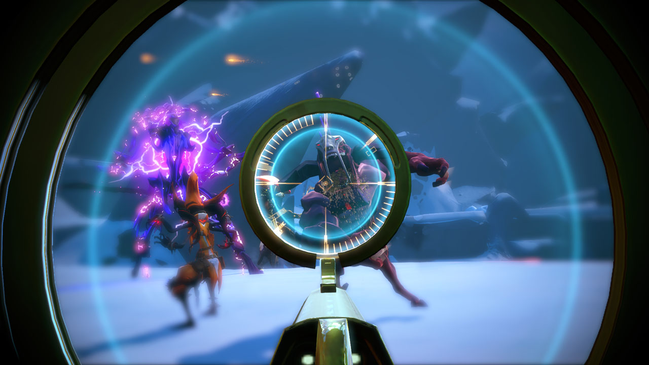New multiplayer trailer for Battleborn