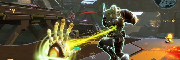 E3 2015 Hands On: Battleborn