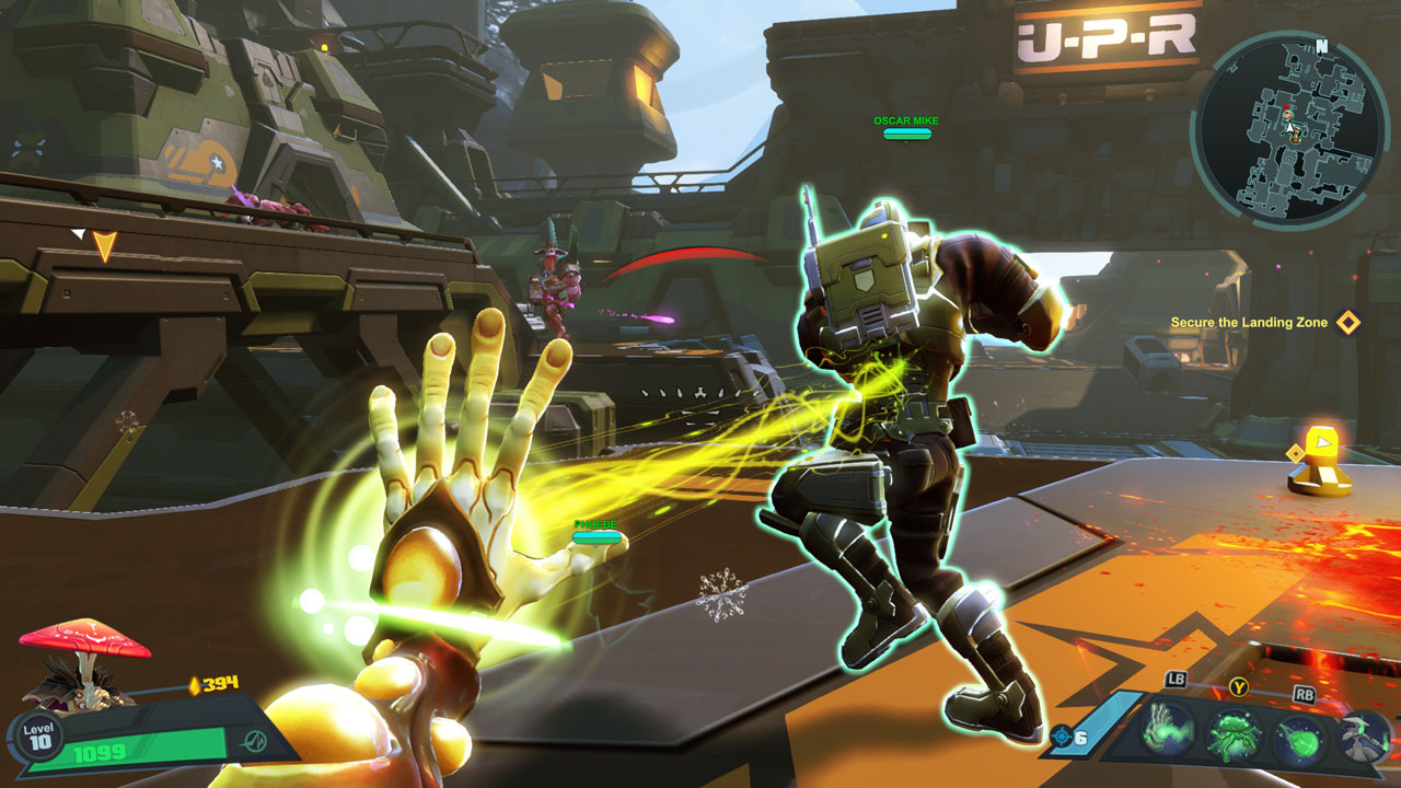 E3 2015 Hands On: Battleborn
