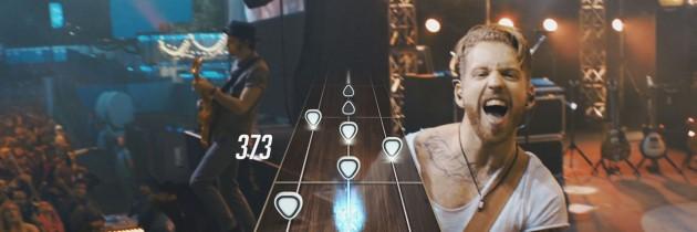 E3 2015 Hands On: Guitar Hero Live