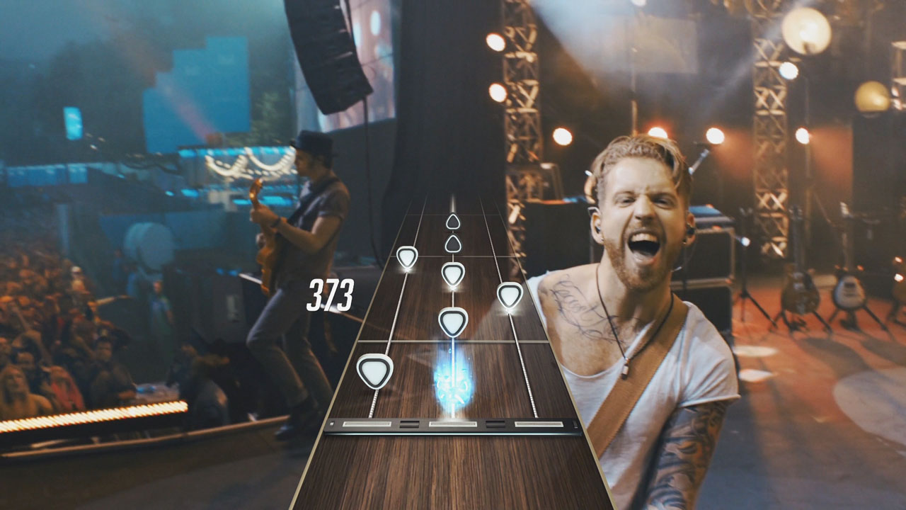 E3 2015 Hands On: Guitar Hero Live