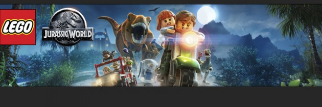 LEGO video game library expands with LEGO: Jurassic World!