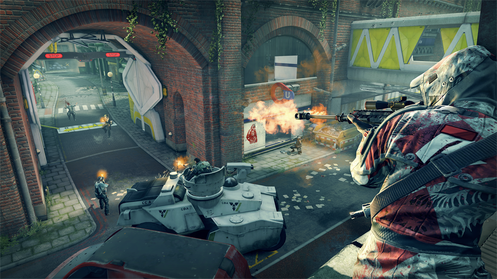 E3 2015: Dirty Bomb Trailer
