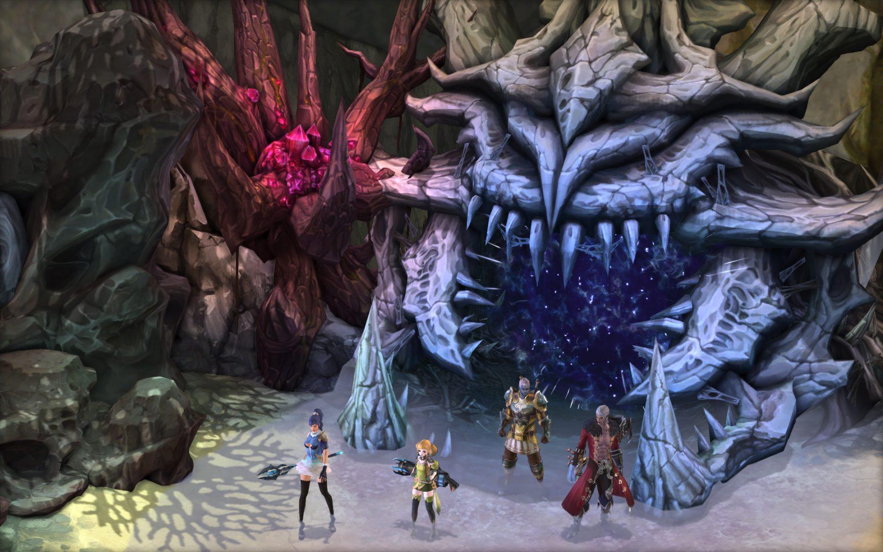 Trion Worlds announces new Action-RPG-MMO: Devilian