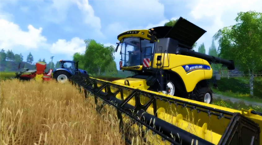 Review: Farming Simulator 15