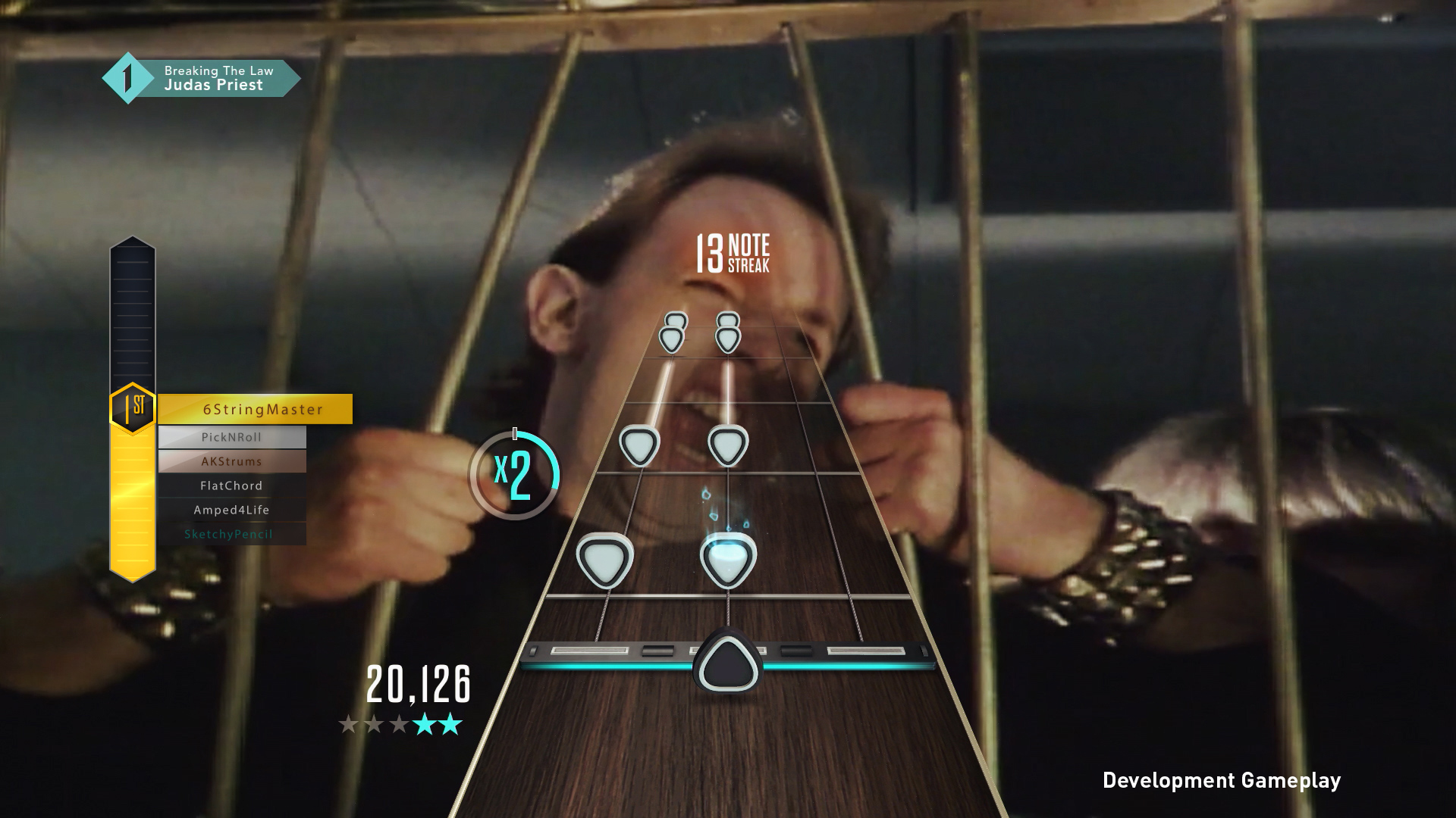 E3 2015:  Guitar Hero Live GHTV Trailer; Release Date Announced
