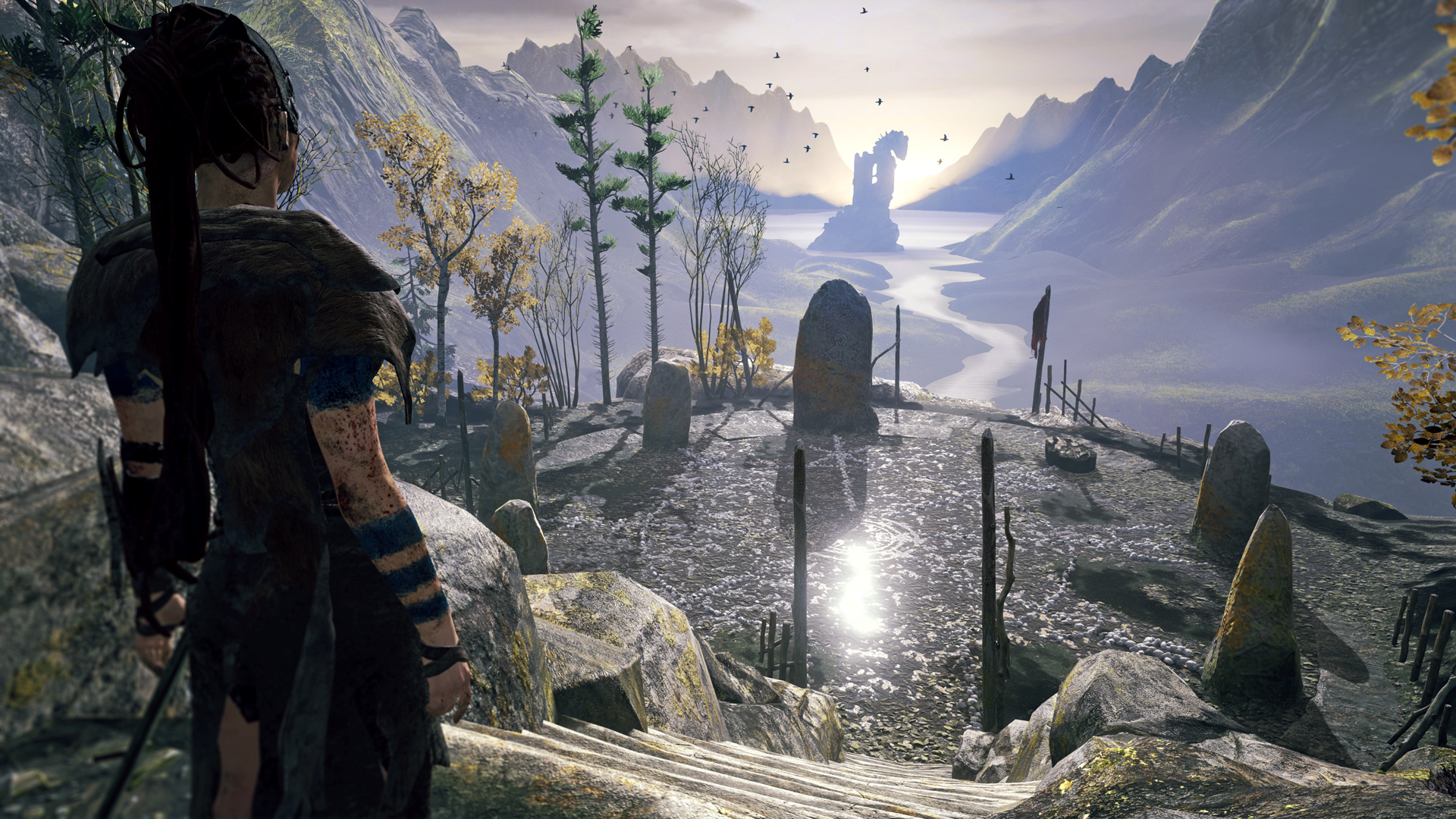 Hellblade Wins Best Writing at the Writers' Guild Awards