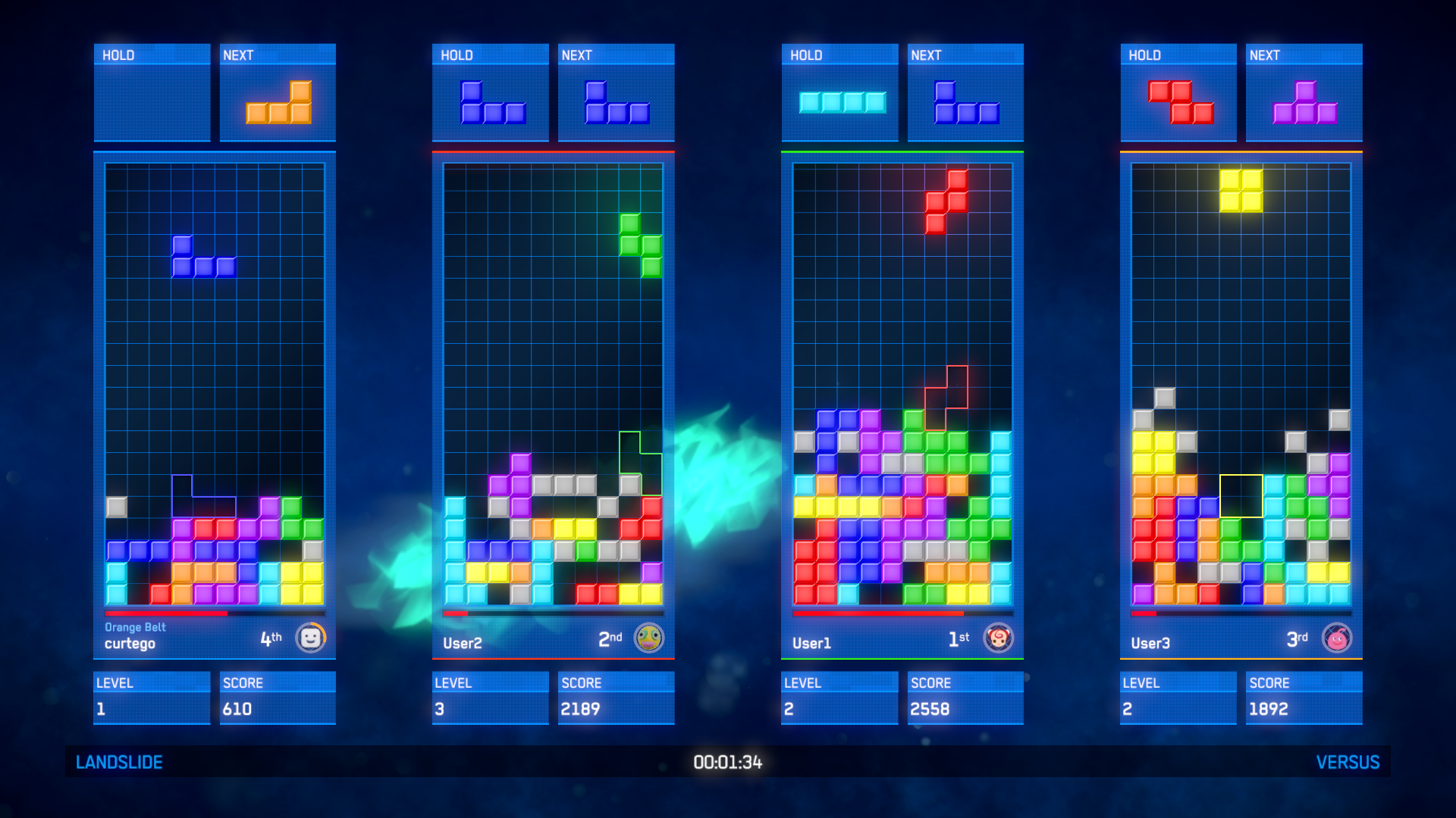 New Content Available For Ubisoft's Tetris Ultimate