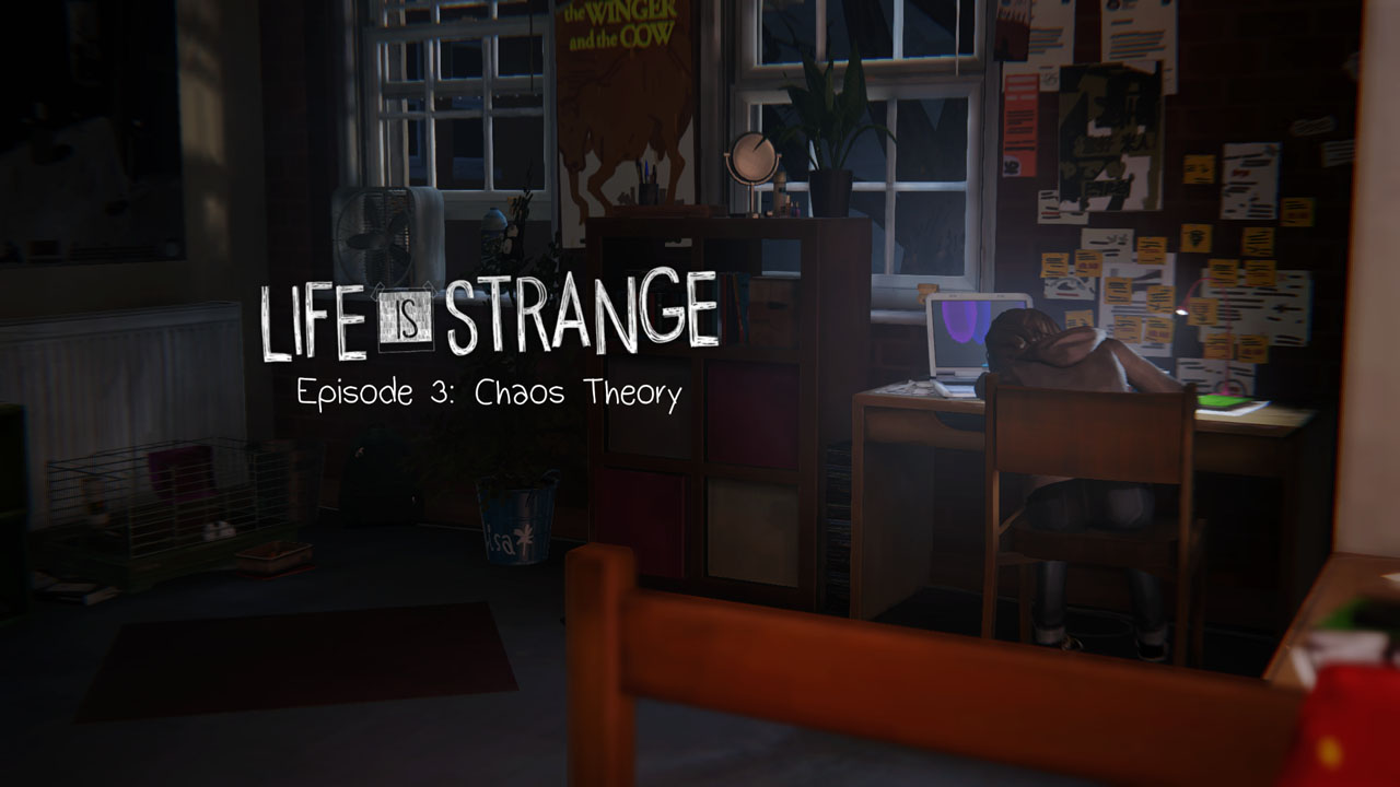 Review: Life is Strange Episode 3 – Chaos Theory