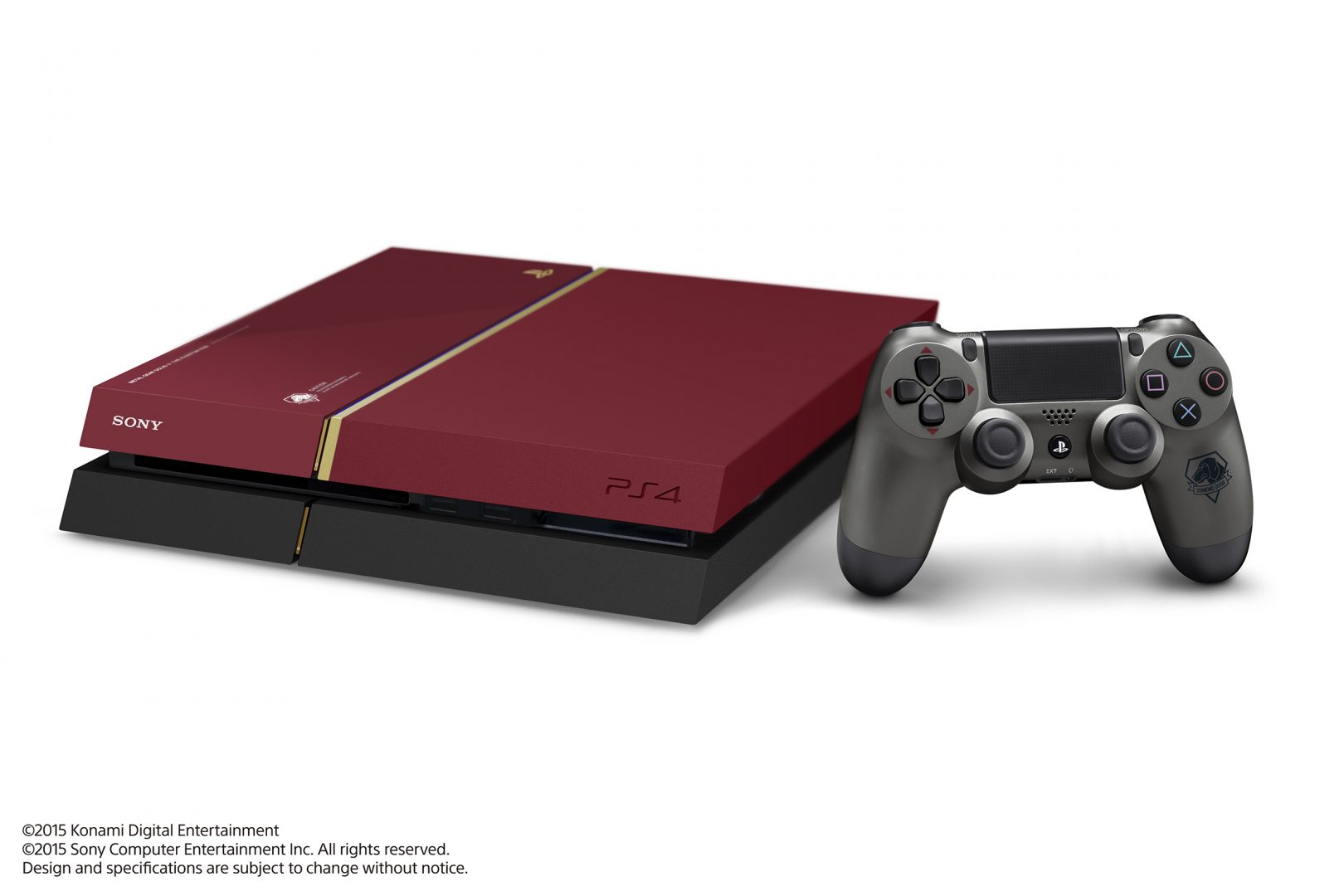 Metal Gear Solid V: The Phantom Pain PS4 Bundle Confirmed For A UK Release