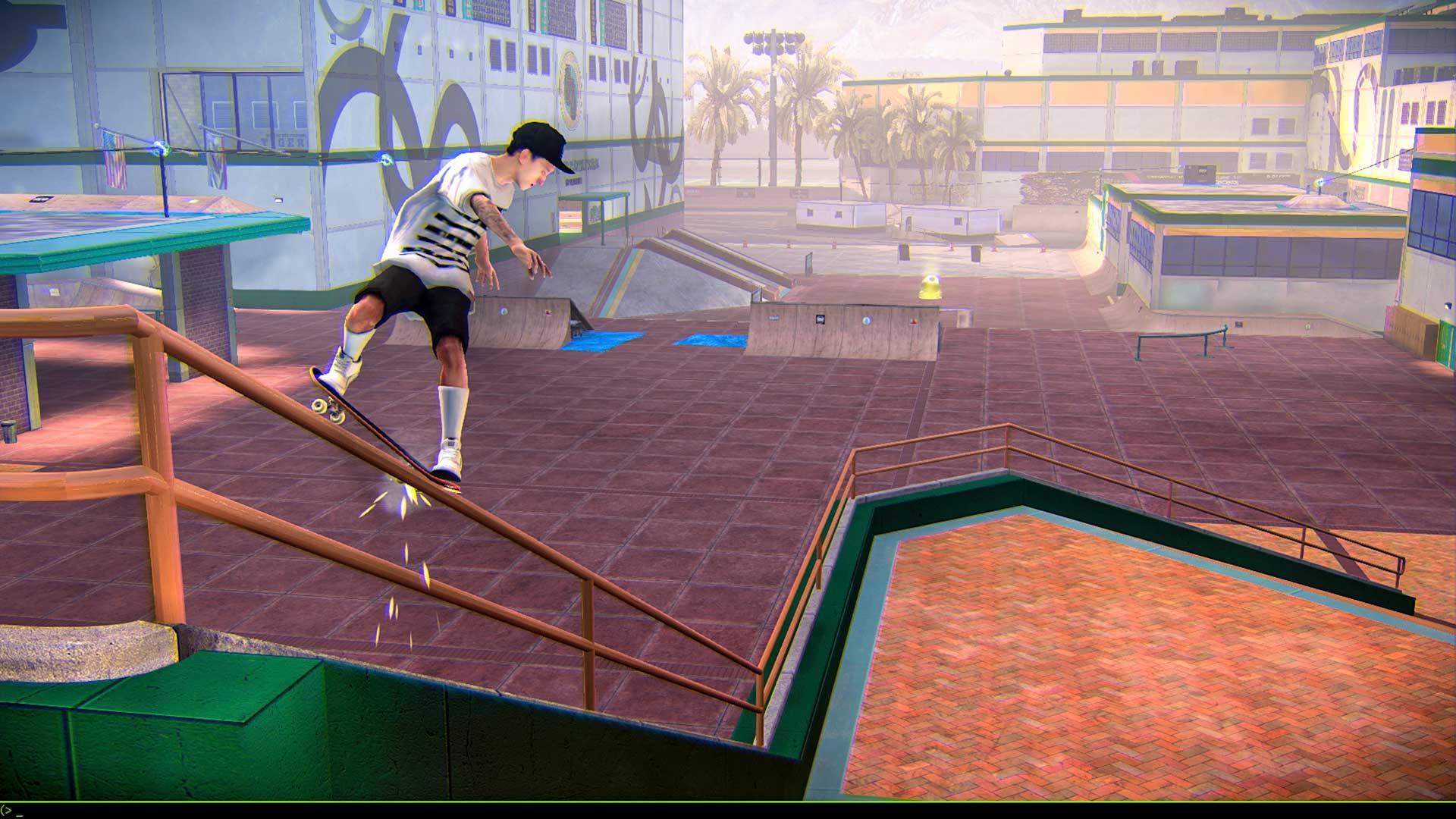 Get A Behind The Scene Look At Tony Hawk Pro Skater 5 Along Pre-Order Bonus Detailed