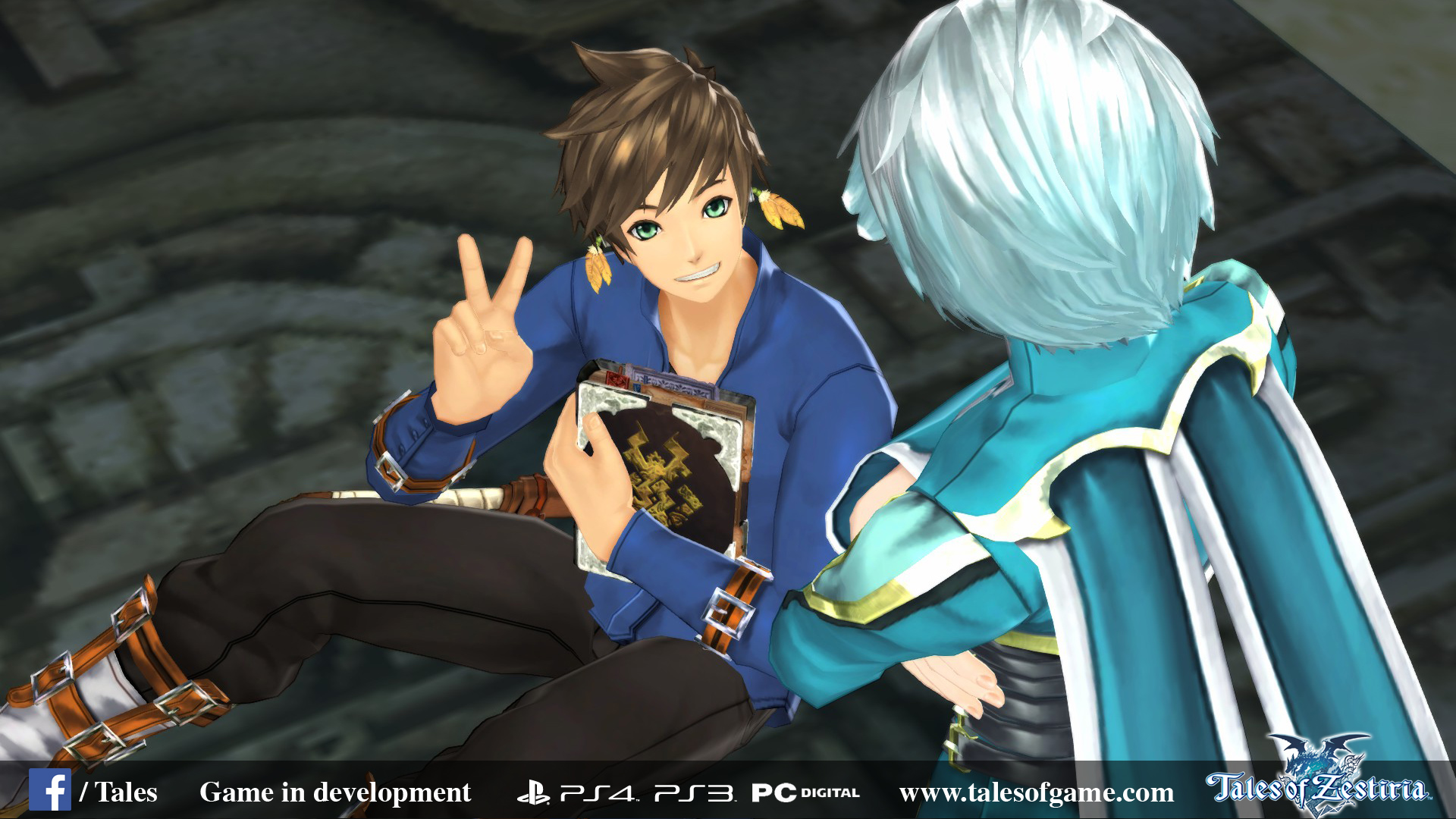 Tales Of Zestiria Coming To PC And PS4