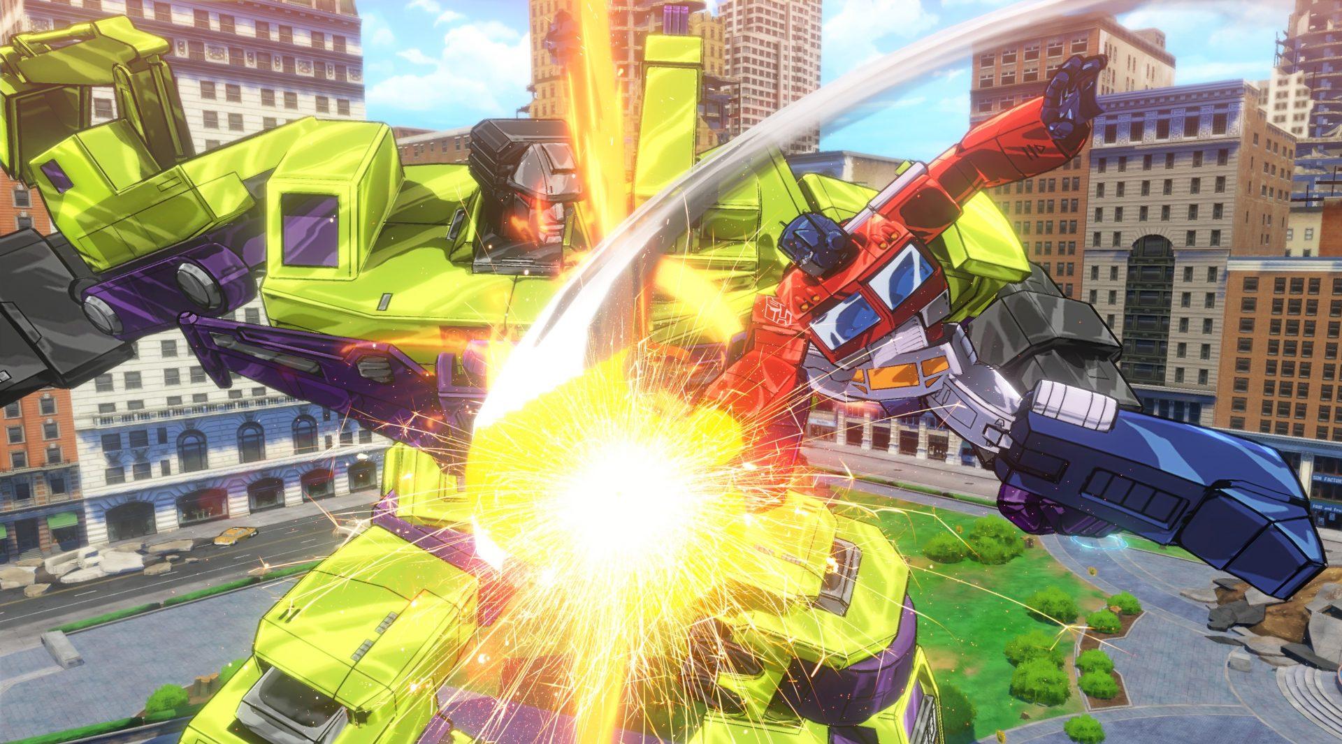 E3 2015: Transformers: Devastation Announced