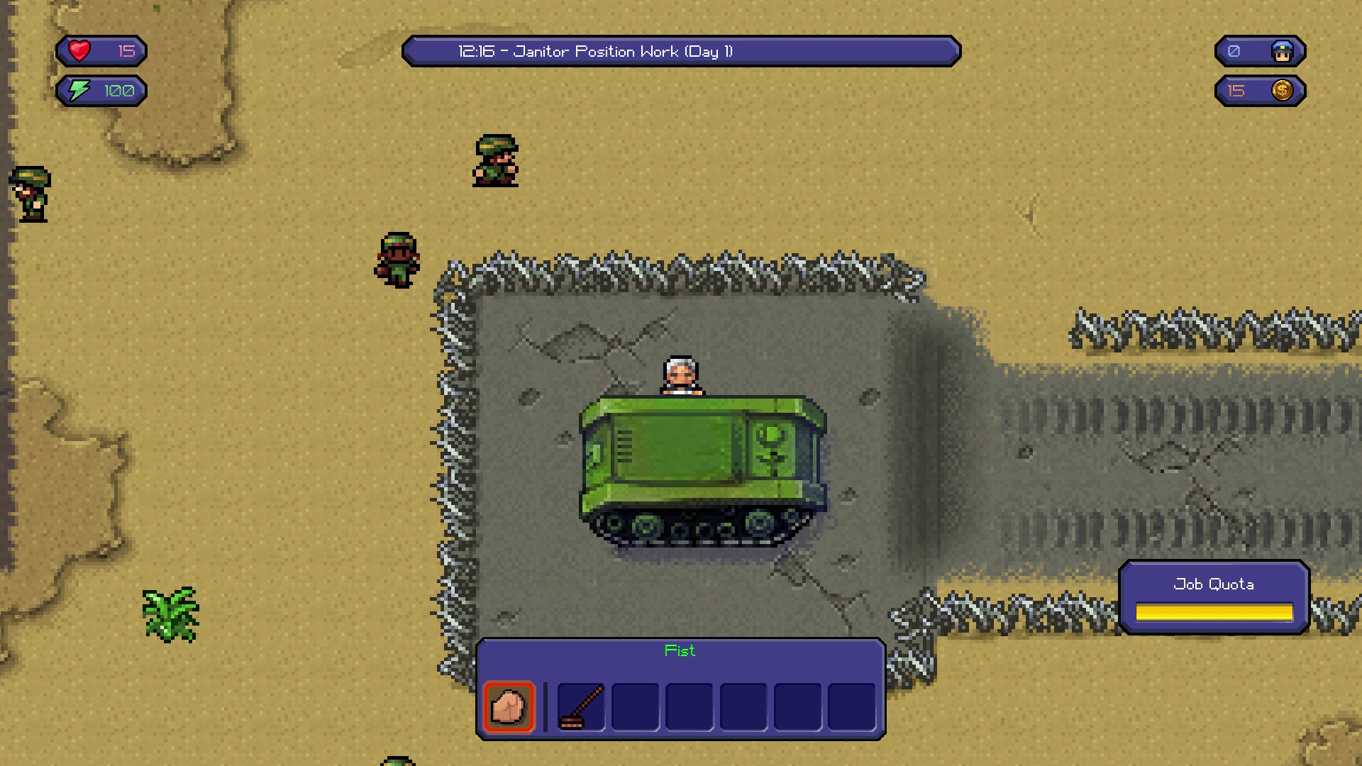 New DLC For The Escapists Releases Tomorrow