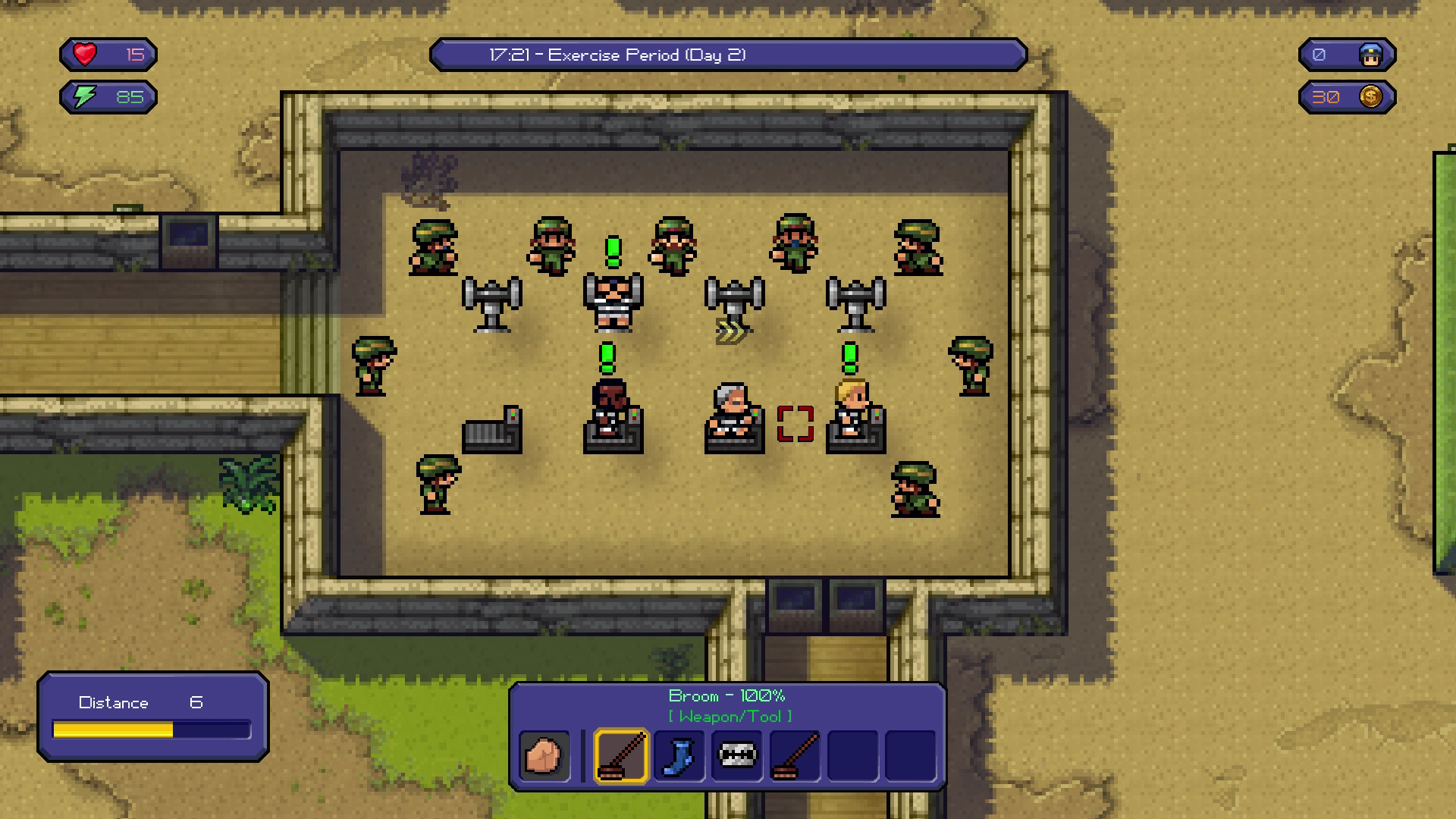 The Escapists Now On Xbox 360