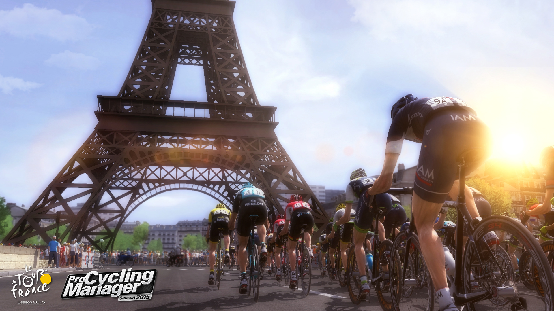 2 For 1 Launch Trailer For Tour de France 2015 and Pro Cycling Manager 2015