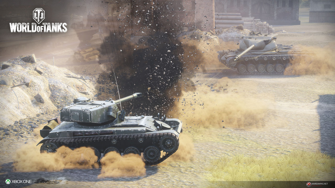 E3 2015 Preview: World of Tanks Xbox One Edition