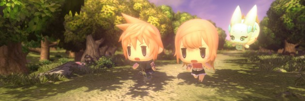 World of Final Fantasy gets New Trailer and Release Date