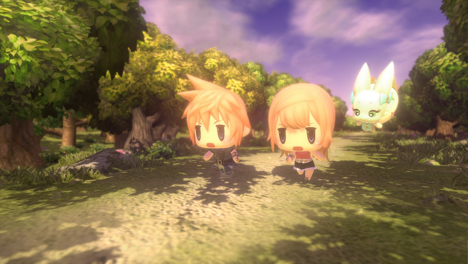 E3 2015: Collect Monsters In World Of Final Fantasy