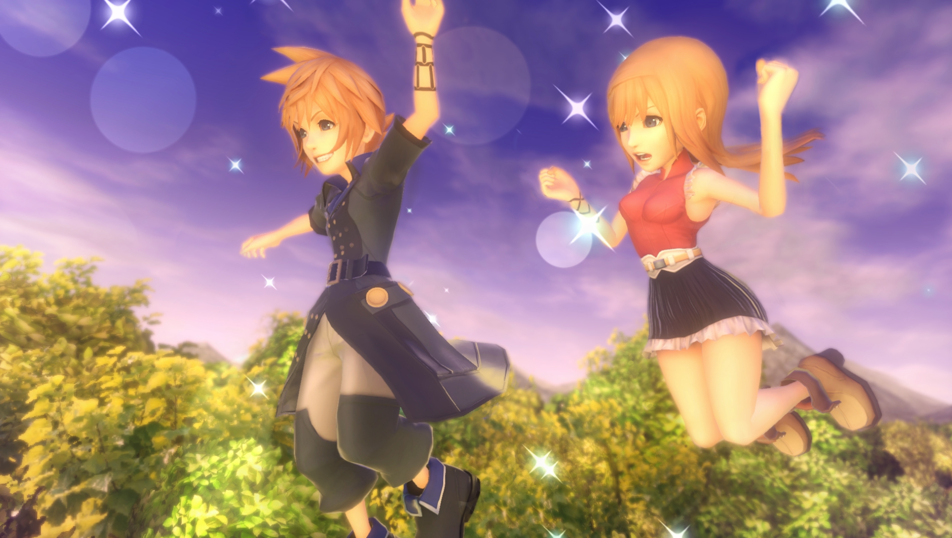 New World of Final Fantasy Trailer at Tokyo Game Show