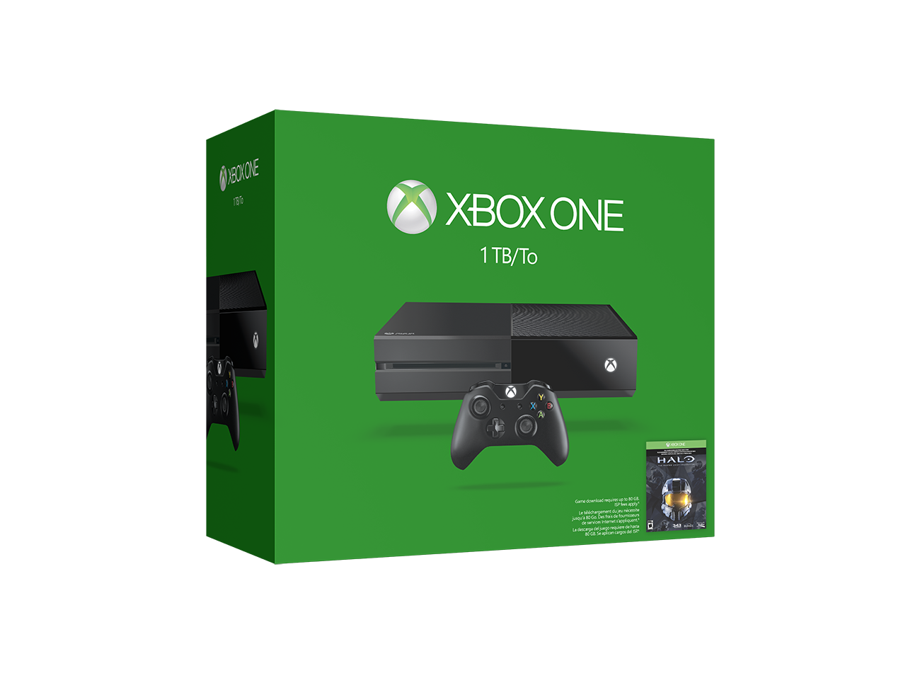 New 1TB Xbox One Model Announced; 500GB Model Now £299.99