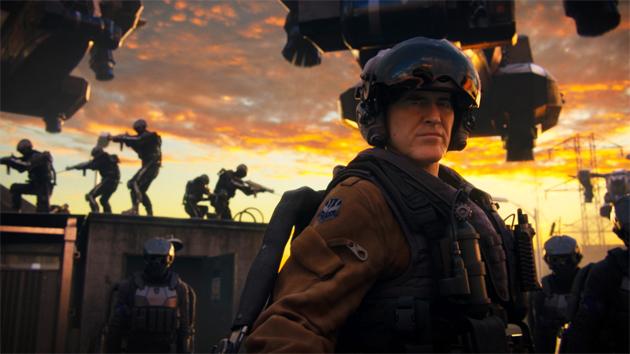 Advanced Warfare's Exo Zombies Trailer