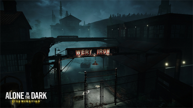 Horror Fans Can Download Alone in the Dark: Illumination On Steam