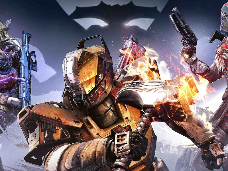 Destiny: The Taken King Livestream Strikes the Dreadnaught