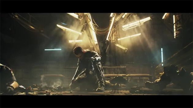 E3 2015: Deus Ex Mankind Divided Gameplay Walkthrough