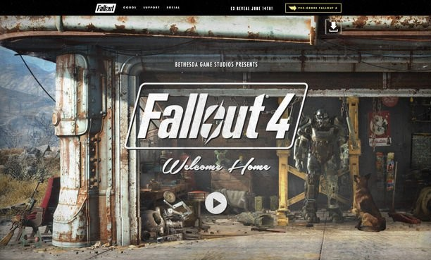 Fallout 4 Announced! With HIDDEN SECRETS!