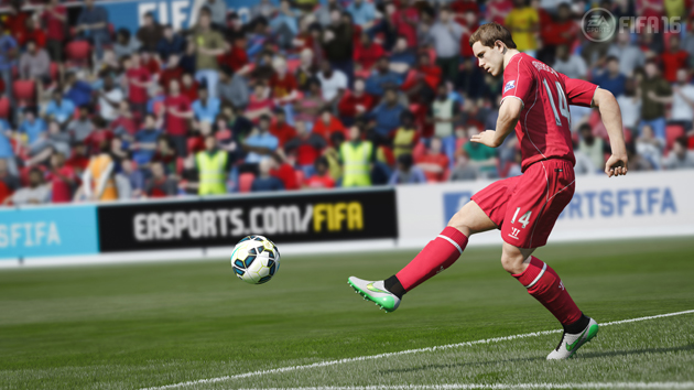 E3 2015: FIFA 16 Details Revealed By EA