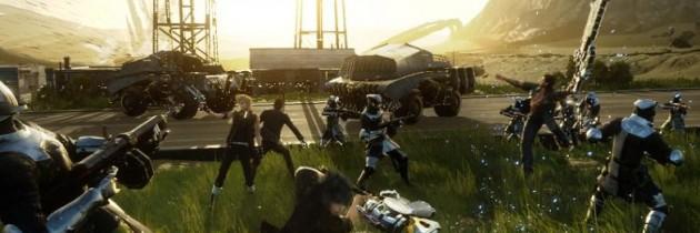 Ultimate Final Fantasy XV Event Announced