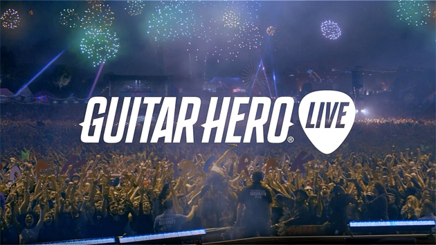 Guitar Hero Live Playable At E3