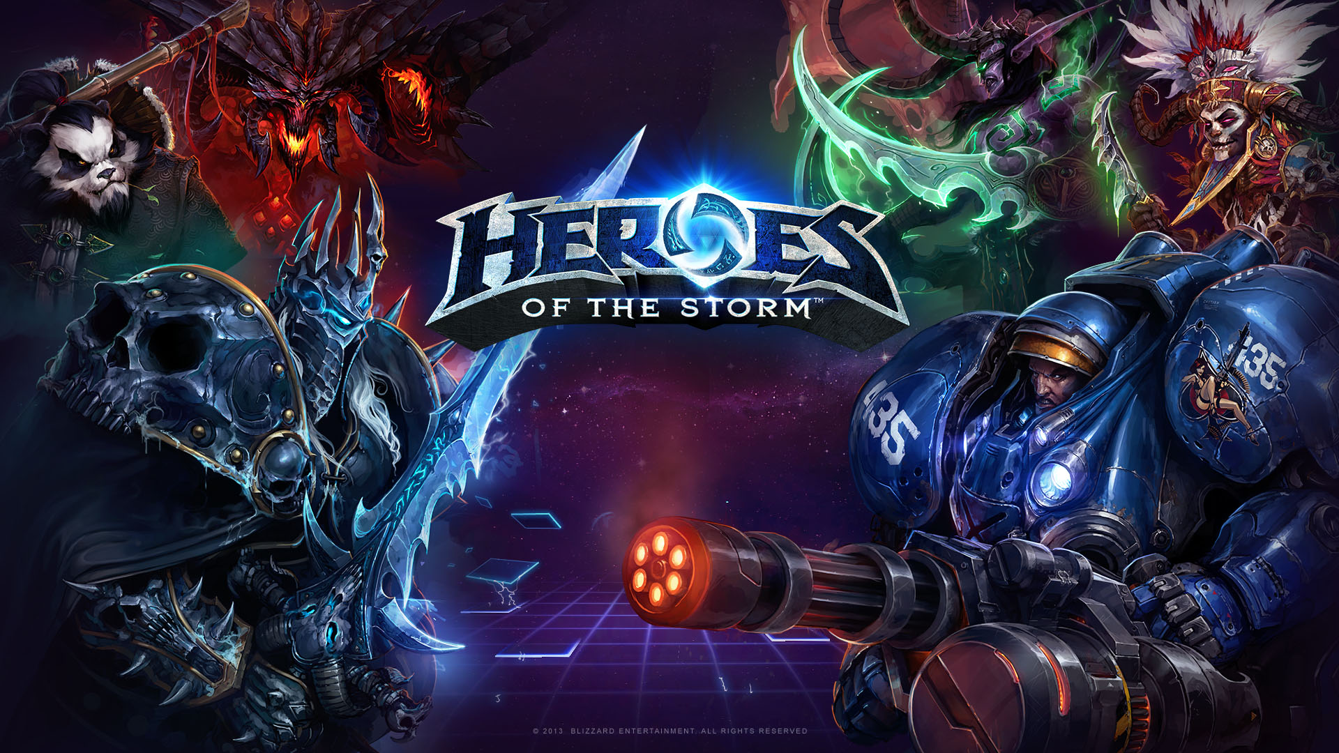 Review: Heroes of the Storm