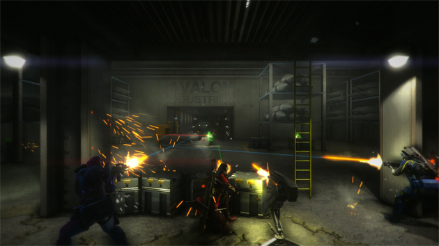 Hollowpoint Story Trailer