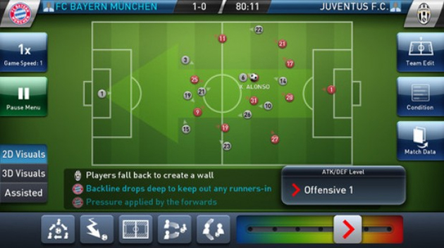 PES Club Manager Out Now For iOS And Android Devices
