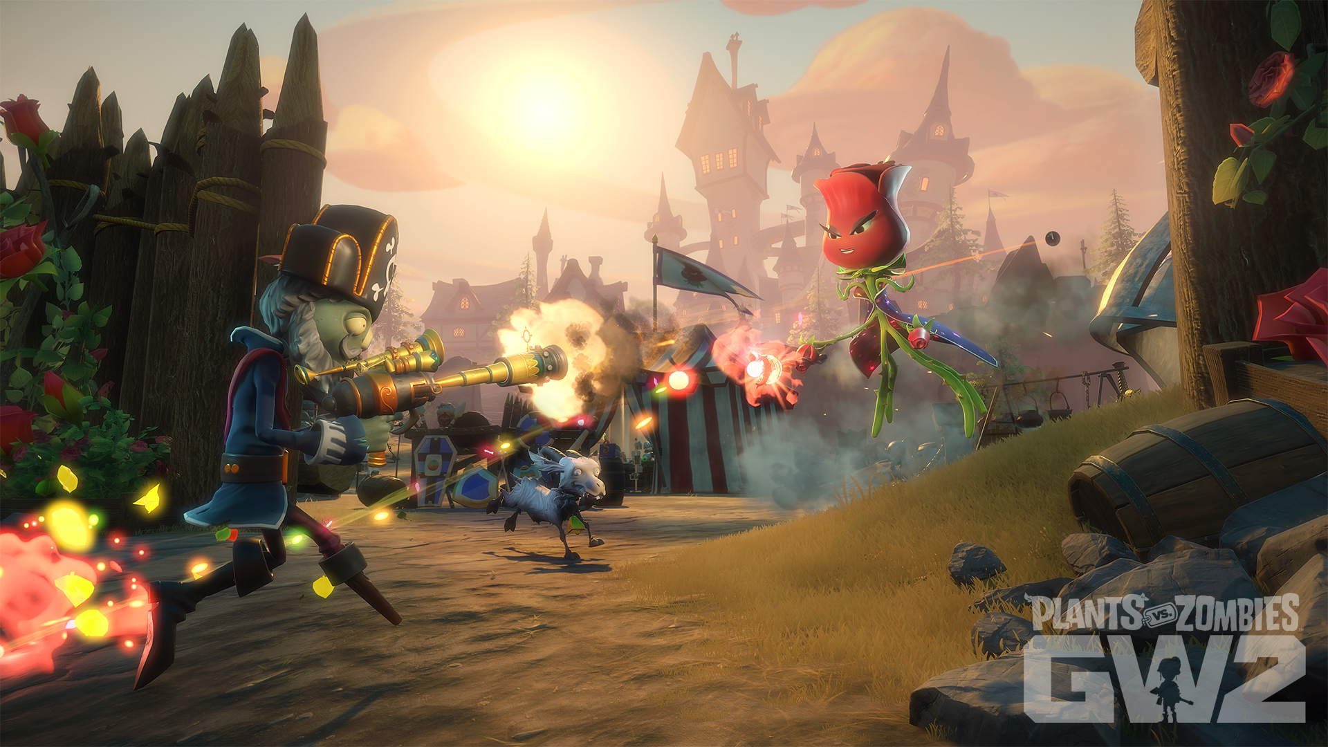 E3 2015: Plants Vs Zombies Garden Warfare 2 Announced