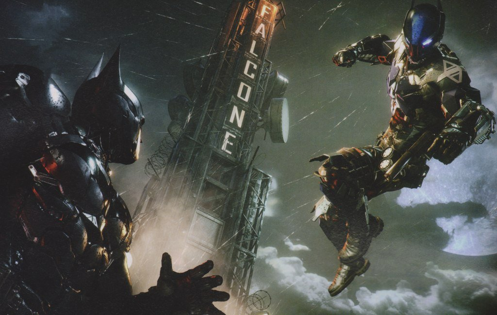 New Content For Batman Arkham Knight Owners