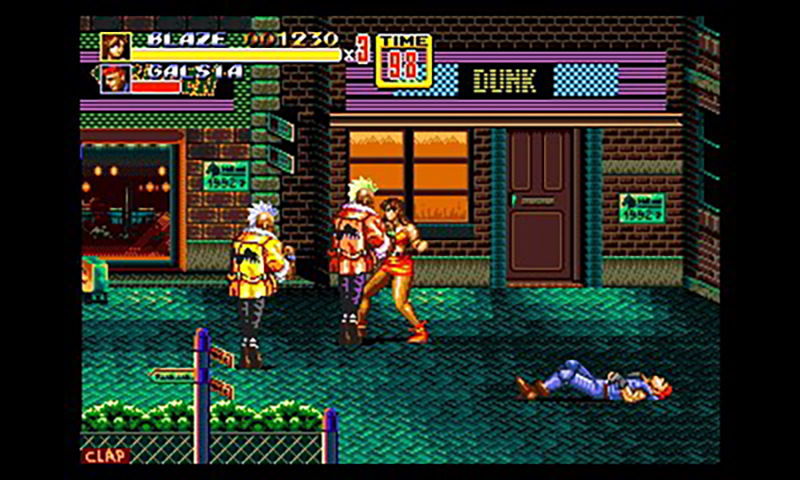 Get Some Beat'em Up On The Go With Streets Of Rage 2
