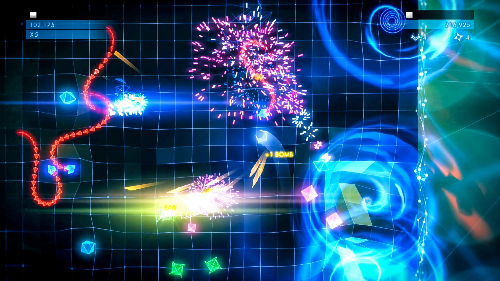 Get Some Geometry Wars On The Go