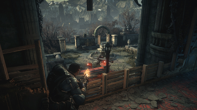 Gears Of War Ultimate Has Reached Gold Status; Pre-Download Now Available