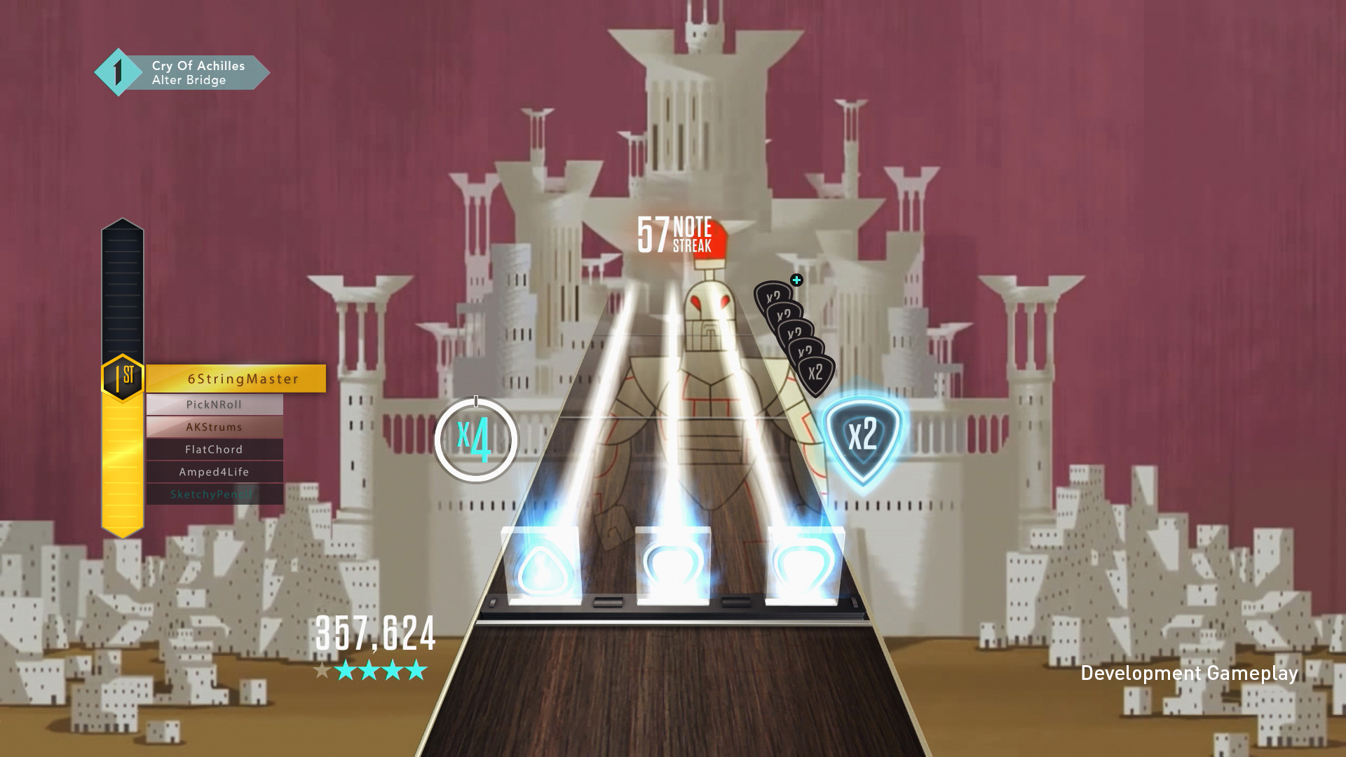 Time For The Weekly Announcement Of New Guitar Hero Live Tracks